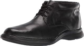 حذاء كيمبتون كعب متوسط للرجال من كلاركس