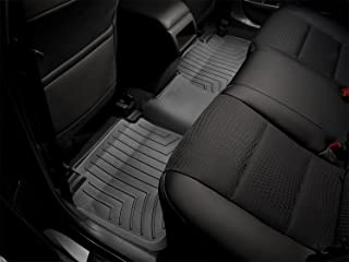 WeatherTech Custom Fit Rear FloorLiner for Ford F-150/Lincoln Mark (Black)
