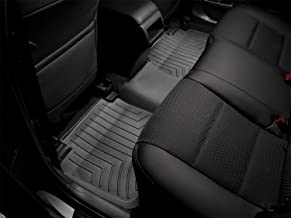 WeatherTech Custom Fit Rear FloorLiner for Ford F-150/Lincoln Mark (Black)