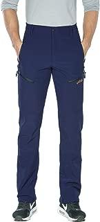 unitop Men's Winter Warmth Water-Resistant Snowsports Ski Snow Pants