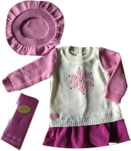 American Girl Doll Outfit Exclusive Clothes Snow Good to See You