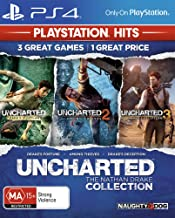 Uncharted The Nathan Drake Collection - Playstation 4 (PS4)