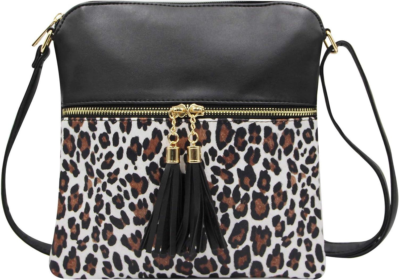 RARITYUS Women Faux Suede Under blast sales Crossbody wholesale Bag Weave Fringe Shoulder Ta