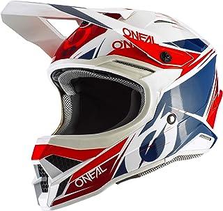 "O""NEAL | Motocross-Helm | MX Enduro Motorrad | ABS-Schale, erfüllt Sicherheitsnorm ECE 22.05, Airflaps™ kompatibel | 3SRS Helmet Stardust | Erwachsene"