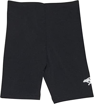 Stingray Girls Sun Protection Jammer Swim Shorts Pink and Navy