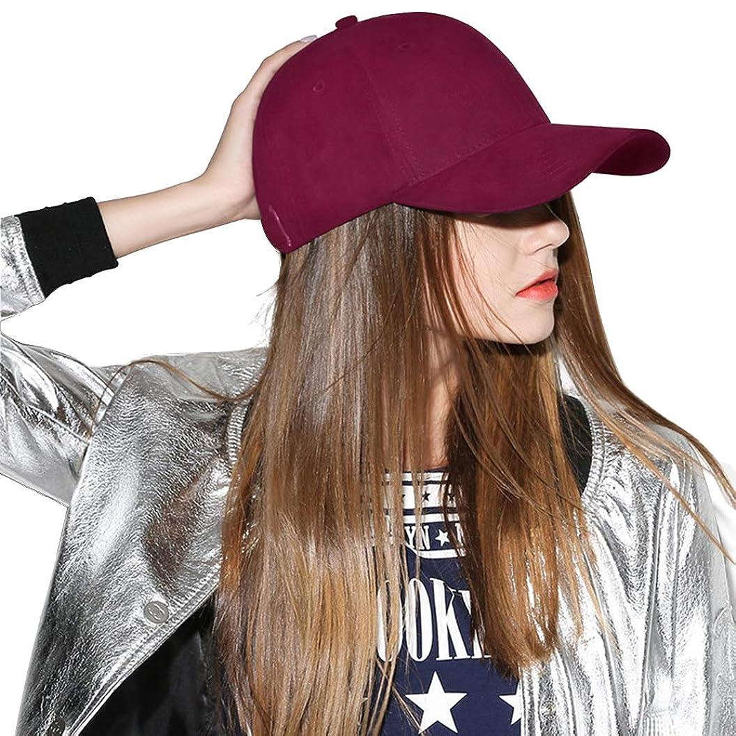 タイマー秘書影響メンズ キャップ レディース コットン 100% UVカット 帽子 男女兼用 無地 春 夏 秋 冬 スポーツ用 アウトドアハット レディースキャップ メンズゴルフ ランニング 帽子