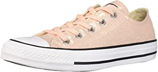 Women's Unisex Chuck Taylor All Star Shimmer Canvas Low Top Sneaker