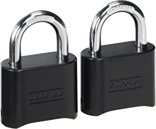 dual combination lock