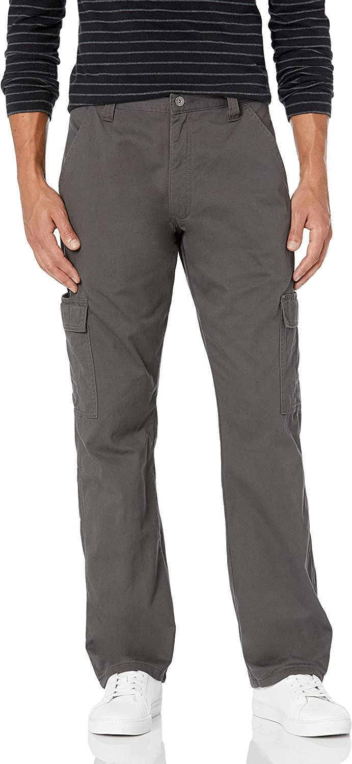 Sales online shopping results No. 1 Wrangler Men's Classic Twill Fit Cargo Relaxed Pant