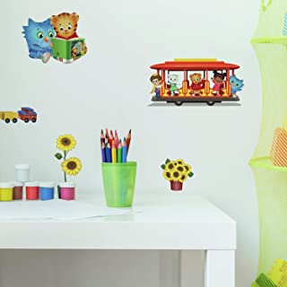 RoomMates Daniel Tiger Peel And Stick Wall Decals