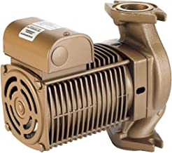 Armstrong Pumps 2/5 HP Lead Free Bronze In Line Centrifugal Hot Water Circulator Pump - E23.2 B (230V)