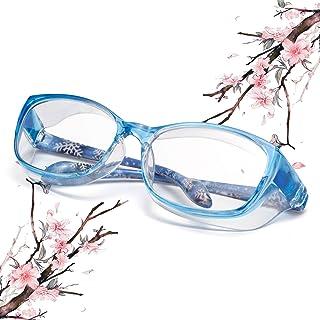 Anti Fog Safety Goggles Protective Glasses,Blue Light Blocking Eyeglasses for Men Women,UV410 Protection ANSI Z87.1