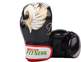 Fitness Minutes Boxing Gloves, GLB05-B