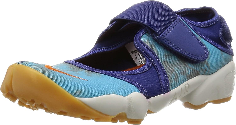 Nike Womens Air Rift PRM QS Printed colorblock Running shoes