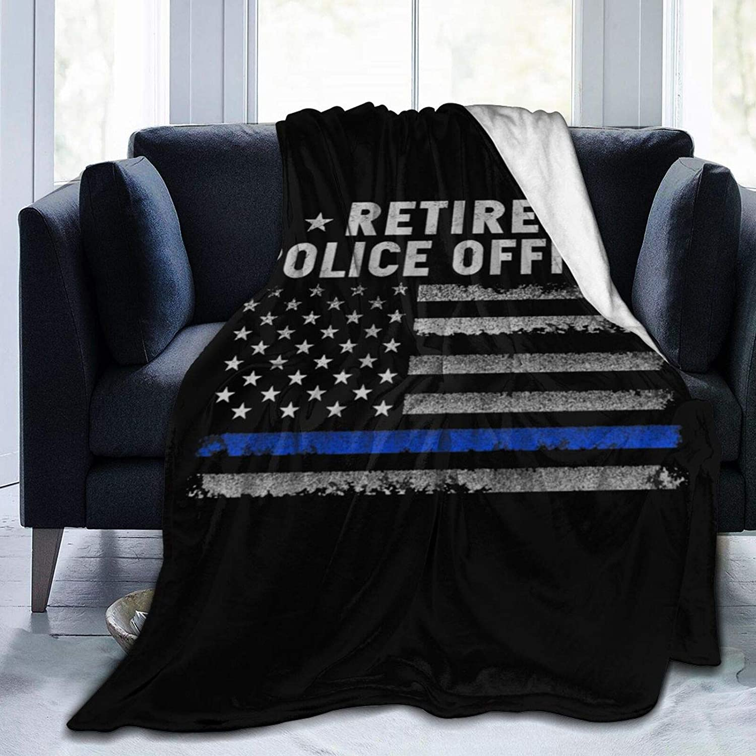 Voglawear Retired Police Officer USA F Proud Max 52% OFF Flag Memphis Mall