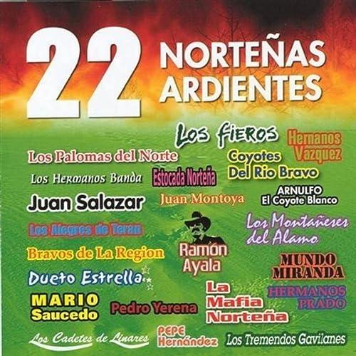 22 Norteñas Ardientes
