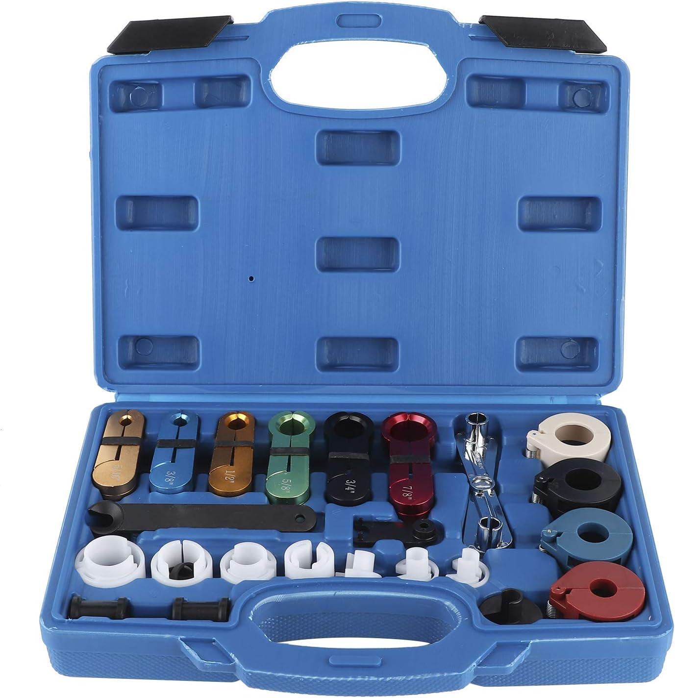 Quick Disconnect Tool Kit, 22Pcs/Set Fuel Line Disconnect Tool A
