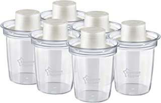 Tommee Tippee Formula Dispensers, 6 Count