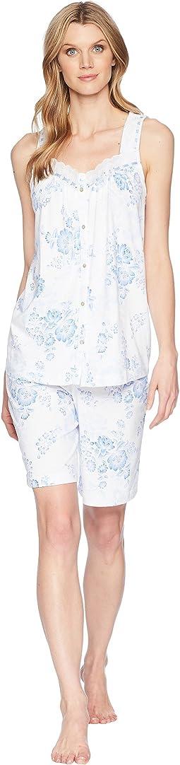 Bermuda Pajama Set