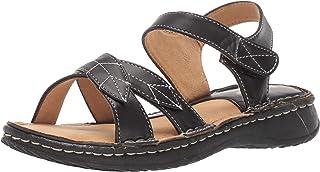 صنادل حريمي منزلقة من Ad Tec : حذاء مصمم لأي مناسبة، صندل مسطح سهل الارتداء
