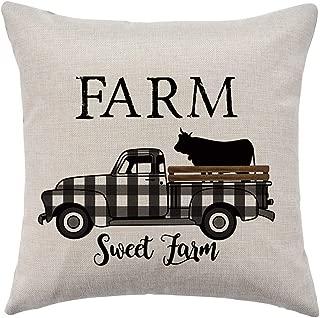 Best farm sweet farm pillow Reviews