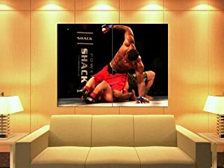 XD5475 Anderson Silva MMA Mixed Martial Arts HUGE GIANT WALL Print POSTER