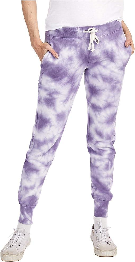 Purple Tie-Dye