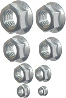 BCP702 100 Qty 1//4-20 SAE 304 Stainless Steel Coarse Thread Finished Hex Nuts BCP Fasteners
