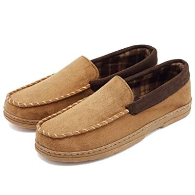 CIOR Fantiny Men's Memory Foam Slippers