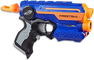 NERF Elite - Firestrike with target laser inc 3 Official Darts - Kids Toys & Outdoor Games - Ages 8+