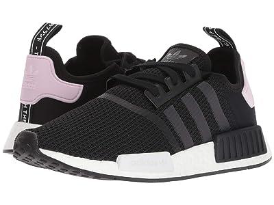 adidas Originals NMD_R1 W (Black/White/Clear Pink) Women