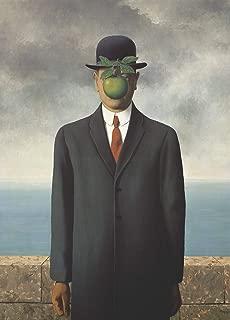Rene Magritte - Son of Man - Le Fils de L'Homme Offset Lithograph