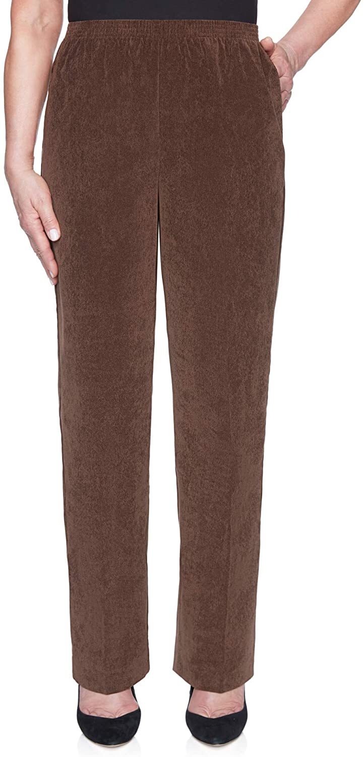 Alfred Dunner womens Straight