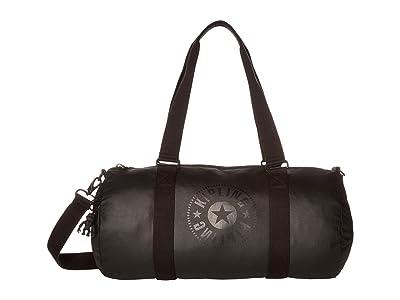 Kipling New Classics Onalo Duffel Bag (Raw Black) Handbags