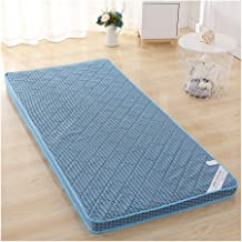 Futon Mattress, Tatami Mattress Comfortable Soft Mattress Adults Bedroom Thick Warm Single/Double Tatami Mattress 4 cm Thi...