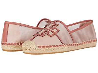 Tory Burch Ines Espadrille (Seashell Pink/Tramonto/Seashell Pink) Women