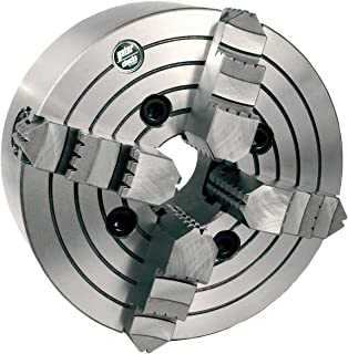 Pro Series by HHIP 3900-8122 4-Jaw Independent Direct Mount Lathe Chuck, 12