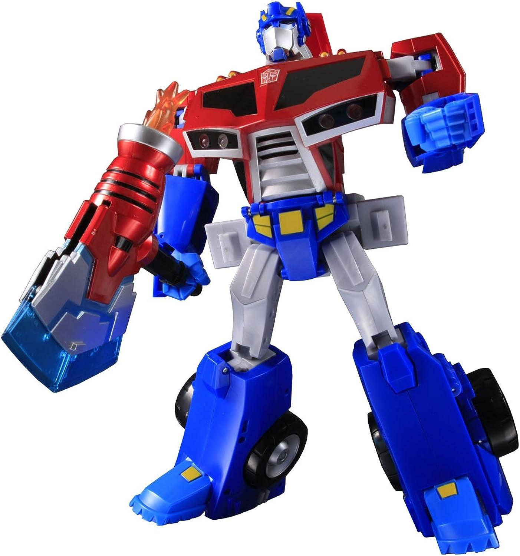 mejor opcion Japanese Transformers Animated - - - TA41 Optimus Prime (Lights & Sounds) [Juguete] (japan import)  comprar mejor