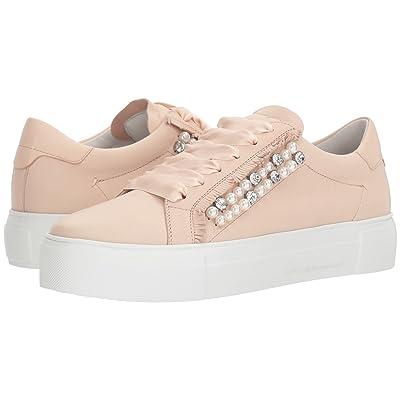 Kennel & Schmenger Big Pearl Sneaker (Nude Nappa/Pearls) Women