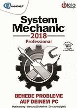 System Mechanic Professional - Das Komplettpaket zur Leistungssteigerung von PCs! Windows 10|8|7 [Online Code]