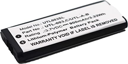 Sponsored Ad - Replacement Battery for Nintendo DSi XL DS XL UTL-003 DSi LL UTL-001 C UTL-A-BP