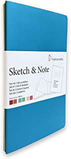 Hahnemuhle Bundle Sketch Note, Blue