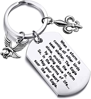 Eagle Scout Gift Boy Scout Keychain Scouts Leader Gift Eagle Scout Court of Honor Gift Eagle Keychain Gift for Eagle Scout Ceremony Scoutmaster Gift