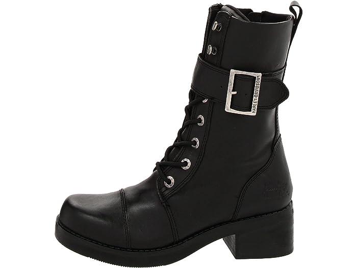 Harley-davidson Jammie Black Boots
