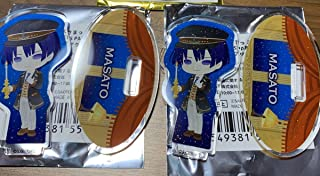 うたプリ うたの☆プリンスさまっ Shining Live スイパラ スイーツパラダイス アクスタ アクリルスタンド 通常レアキラ 2種セット 真斗です。