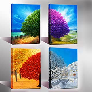 Best four seasons painting Reviews