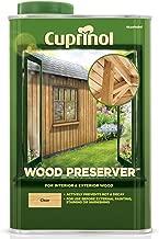 Cuprinol Wood Preserver Clear, 1l
