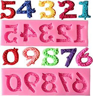 Best number molds for baking Reviews