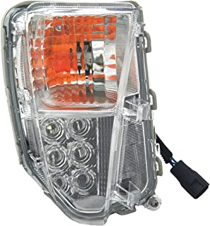 TYC 12-5286-00-1 Toyota Prius Front Left Replacement Turn Signal Lamp