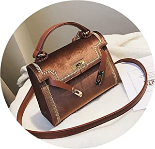 妖精の小さな袋の女性年ファッションハンドバッグショルダーバッグ野生のベルベットメッセンジャー小さな正方形のバッグ